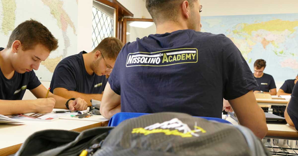 Giornata Nissolino Academy