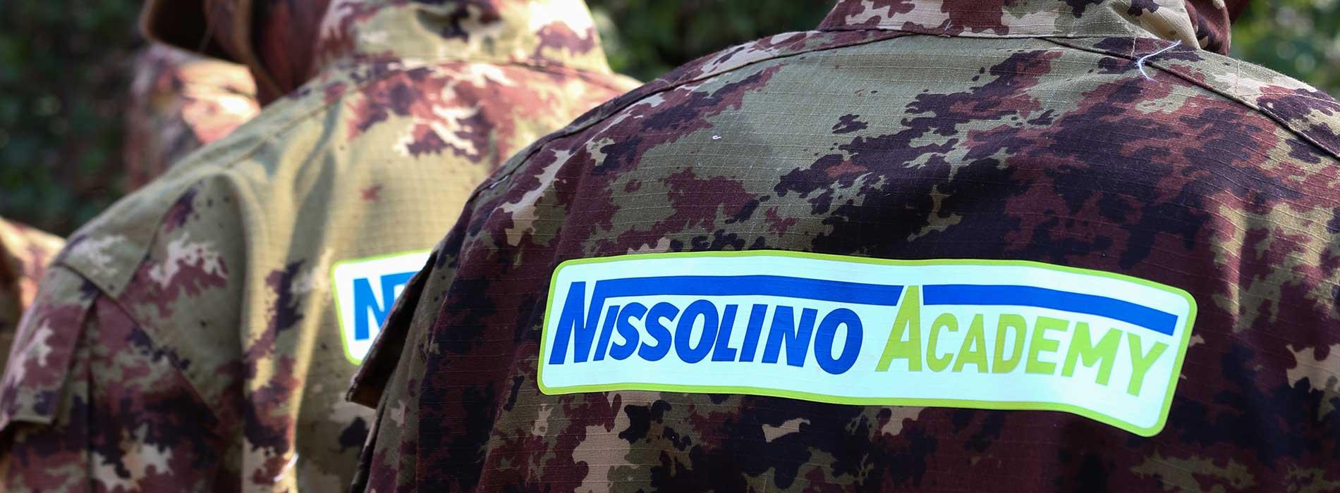 offerta formativa nuovo anno accademico Nissolino Academy